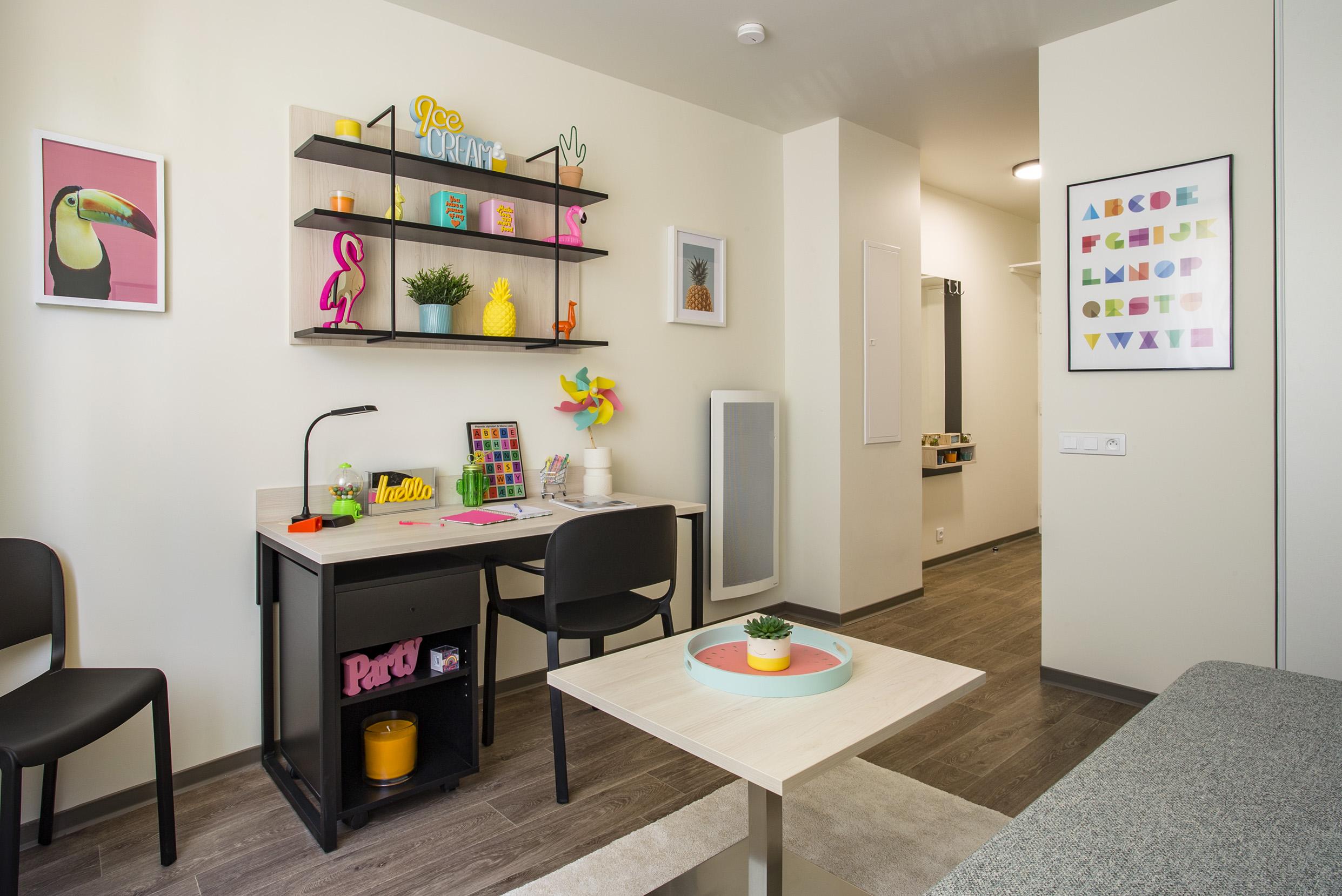 Investir Residence etudiante nancy